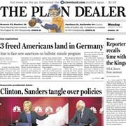 """Fresher, More Streamlined"" Plain Dealer Debuts Today"