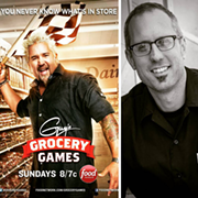 Eric Williams Was a Winner on Last Night's Episode of Guy's Grocery Games