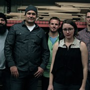 Local Rock Act Grovewood to Make Debut at the Five O'Clock in Lakewood