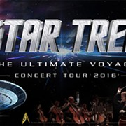 """""""Star Trek: The Ultimate Voyage"""" 50th Anniversary Concert Coming to Cleveland"""