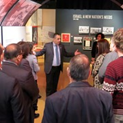 Nazi War Criminal Exhibition Makes World Premiere at Maltz Museum of Jewish Heritage