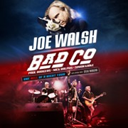 Joe Walsh and Bad Company to Bring Co-Headlining Tour to Blossom