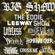 Local Hardcore Heroes Run Devil Run to Perform at the Foundry's Big Show