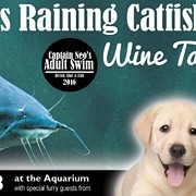 Greater Cleveland Aquarium Partners with Local APL for Wine Tasting Event