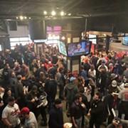 Victory Alley, Steps from the Jake, Opens Just in Time for Opening Day