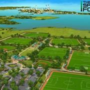 Cedar Point Breaks Ground on New Sports Center