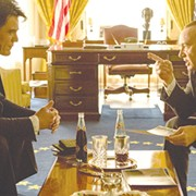 Elvis & Nixon: Michael Shannon and Kevin Spacey are Bang-on, but Movie is Little More Than Novelty