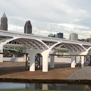 ODOT Introduces Tours of the Inner Belt Bridge Construction