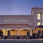 The Capital Grille at Legacy Village Will Open in July