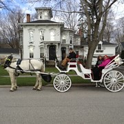 Someone Who Just Moved Here Reviews Cleveland Things: A Carriage Ride in Chagrin Falls