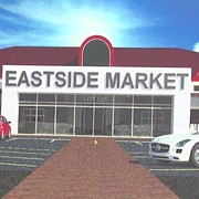 Groundbreaking Underway on East Side Market in Glenville, Neighborhood's First New Grocery Store in a Decade