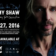 Local Contemporary Youth Orchestra to Perform With Tommy Shaw of Styx