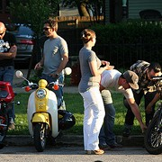 Prosperity Social Club to Host Bike Nights in June and August