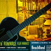 Beachland Ballroom to Host Rock n' Rummage Flea Markets This Summer