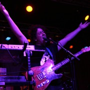 UK Band the Wombats Tap Into Crowd's Energy at the Beachland