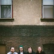 With 'Holy Ghost,' Emo Rockers Modern Baseball Deliver Their Most Mature Album to Date