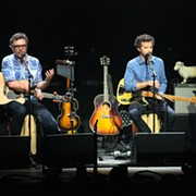 Comedic Musical Duo Flight of the Conchords Kicks Off Anticipated Tour on a High Note