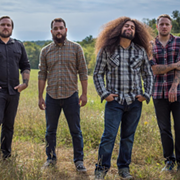 Prog Rockers Coheed and Cambria to Play Agora in October