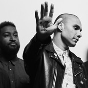 Punk Rockers Letlive. Make Music With a Message