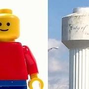 Cleveland's Most Inspired Change.org Petition Wants to Transform Water Tower into Lego Man