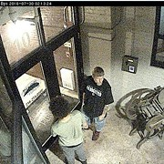 Police Need Help Finding These Guys Who Broke Into the Tremont Lofts and Stole 20 Bikes