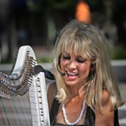 Local Harpist to Pay Tribute to Pink Floyd at Special Concert at the Alex Theatre