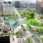 City's Public Square Traffic Data Collected, but no Timeline for Discussions