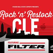 Industrial Rockers Filter to Headline Rock 'N' Restock Benefit Concert