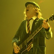 Axl Rose Capably Leads AC/DC's Triumphant Return to Town
