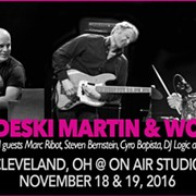 Medeski, Martin & Wood to Play Two Nights at On Air Studio in November