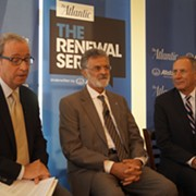 Frank Jackson Rehashes Familiar Talking Points in Atlantic's #RenewalSeries Event at Mitchell's