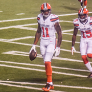 After Historic Performance on Sunday, Terrelle Pryor Still Has a Huge Chip on His Shoulder