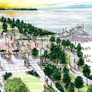Major Renovations Coming to Edgewater Park and Euclid Beach Pier