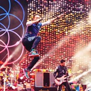 Coldplay's A Head Full of Dreams Tour Coming to the Q