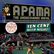 Second Volume of 'Apama: The Undiscovered Animal' Gets Kickstarter Treatment