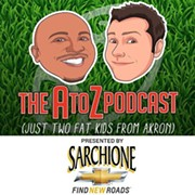 Whoop It Up, Tribe: Pre-World Series Edition — The A to Z Podcast With Andre Knott and Zac Jackson