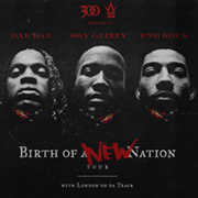 Hip-Hop-Themed Birth of a New Nation Tour to Kick Off at the Agora