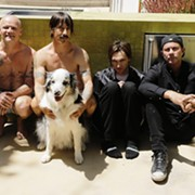 Red Hot Chili Peppers to Play the Q in 2017