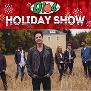Train, Andy Grammer and Blue October to Play Q104 Holiday Show