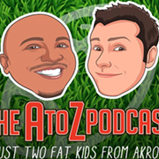 College Football Madness and Browns/Steelers — The A to Z Podcast With Andre Knott and Zac Jackson