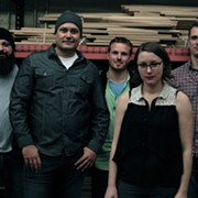 Local Indie Rockers Grovewood to Play CD Release Show at the Five O'Clock Lounge