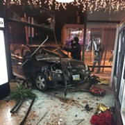 Car Plows through Front of Banter Just Days After One Year Anniversary