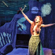 Mermaid and Man Find Each Other But Miss Some Fun in 'The Little Mermaid' at Beck Center