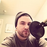 """Local Theater Vet Aaron Calafato's """"Authentic Audio"""" Podcast Tells Stories From the Rust Belt"""
