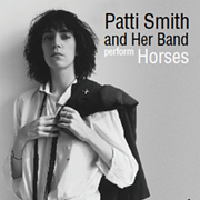 Patti Smith to Play 'Horses' Album in Its Entirety at State Theatre Show