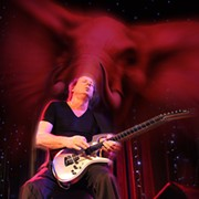 Adrian Belew Talks About His Decades Long Career and His Friendship with the Late David Bowie