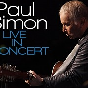 Singer-Songwriter Paul Simon to Perform at Jacobs Pavilion at Nautica in June