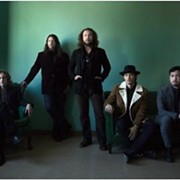 Indie Rockers My Morning Jacket to Play Jacobs Pavilion at Nautica in June