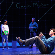 'The Curious Incident of the Dog in the Night-Time' Opens Tonight at Playhouse Square