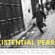 Existential Pearls: A Photographic Record from 2009-2017 Opens Tonight at Canopy